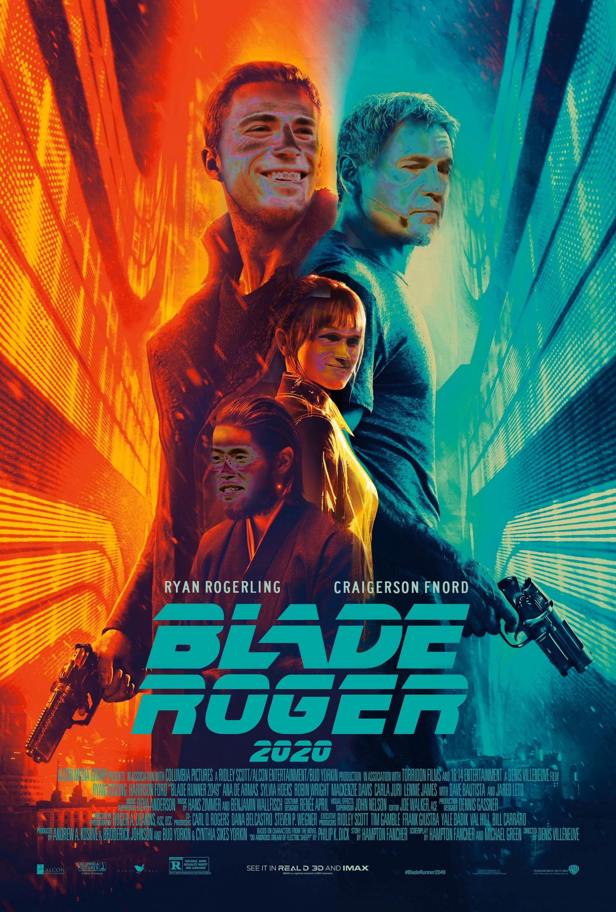 Blade Roger