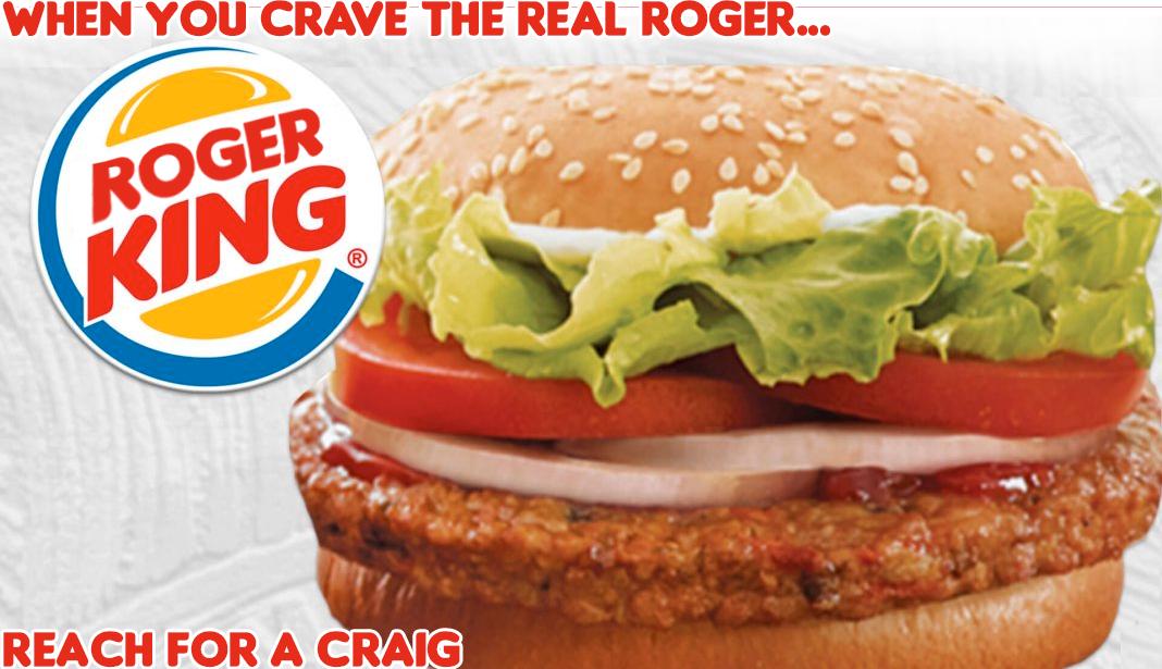 Roger King Ultimate Craig